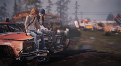 Life is Strange - Screenshot 9