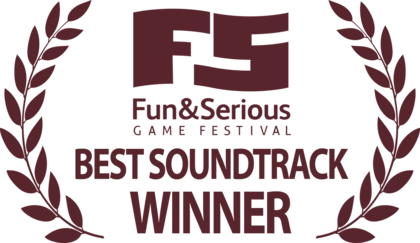 Fun & Serious Game Festival - Best Soundtrack winner