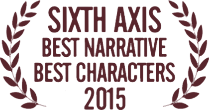 LIS - Sixth Axis - Best narrative - Best characters 2015