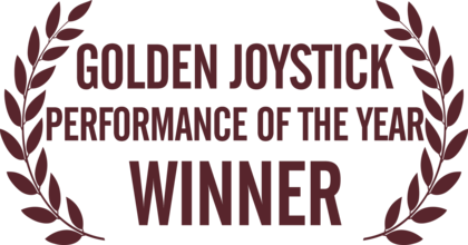 LIS - Golden Joystick - Performance of the year winner